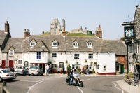 Beautiful Dorset Villages - this one is Corfe
